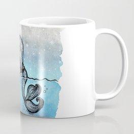 Antarctic Mermaid Coffee Mug