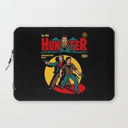 Hunter Comic Laptop Sleeve