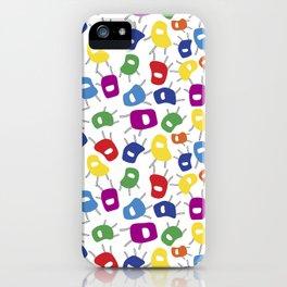 Petites Chaises iPhone Case