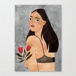 Agatha Canvas Print