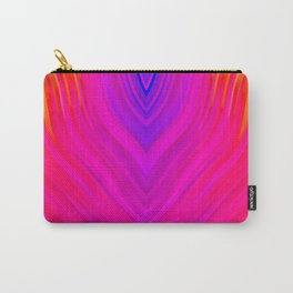 stripes wave pattern 3 s120 Carry-All Pouch