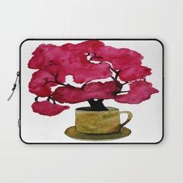 Cherry blossom Tree in Mug Laptop Sleeve