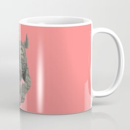 A Baby Rhino's Ontological Argument for the Existence of Unicorns Coffee Mug