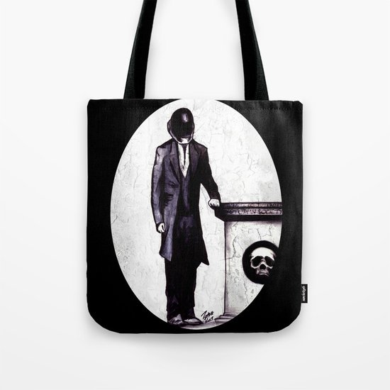 Life's Course You Flunk, Compute and Cyberpunk Tote Bag