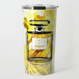 Parfum Gold Travel Mug