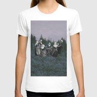 dancing T-shirts featuring DANCING. by Mrs Araneae
