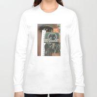 run Long Sleeve T-shirts featuring Run....... by Michael Harford