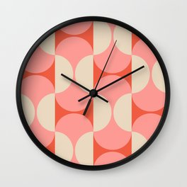 Capsule Modern Wall Clock