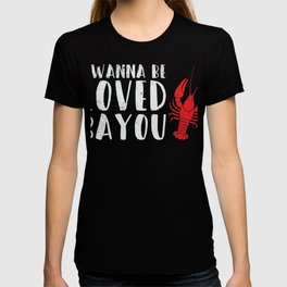 Crayfish Freshwater Lobsters T-shirt T-shirt