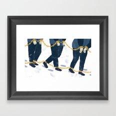 Wealth Framed Art Print