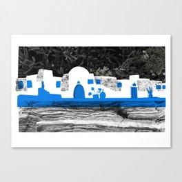 Cyclades 2 Canvas Print