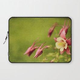Columbine in Bloom Laptop Sleeve