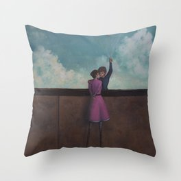 elevated Throw Pillow