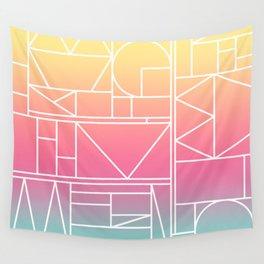 Kaku Quattro Wall Tapestry