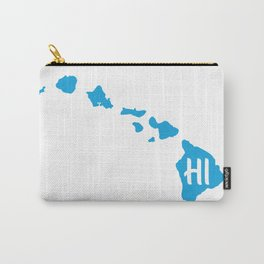 HI From Hawaiian Islands Carry-All Pouch