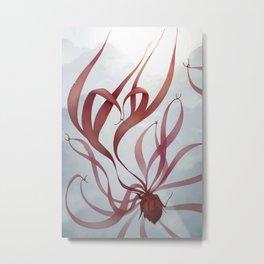 Heartstrings Metal Print