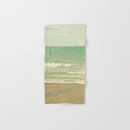 The Sea, the Sea Hand & Bath Towel