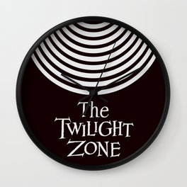 The Twilight Zone Wall Clock