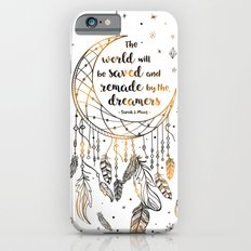 The world will be saved iPhone 6s Slim Case
