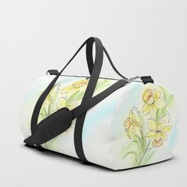 Yearning for Spring Duffle Bag