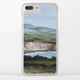 Freshwater, Isle of Wight, England Clear iPhone Case
