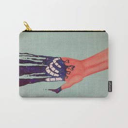 Hand&Galaxy1 Carry-All Pouch
