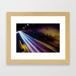 Fluxio Framed Art Print