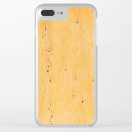 Tuna from Paraguay Clear iPhone Case