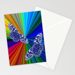 Let the fantasy free Stationery Cards