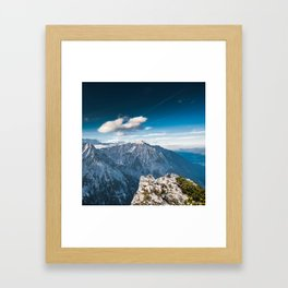 No Limits Framed Art Print