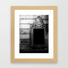 Shadows Framed  Framed Art Print