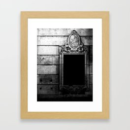 Shadows Framed  Framed Art Print
