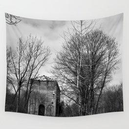 Abandoned Pennsylvania  Wall Tapestry