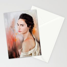 Gal Gadot Woder Woman Stationery Cards