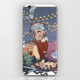 Thought We Were Lovers iPhone Skin