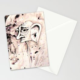 Chaos Shows Details Stationery Cards
