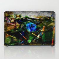 ukraine iPad Cases featuring UKRAINE by lucborell