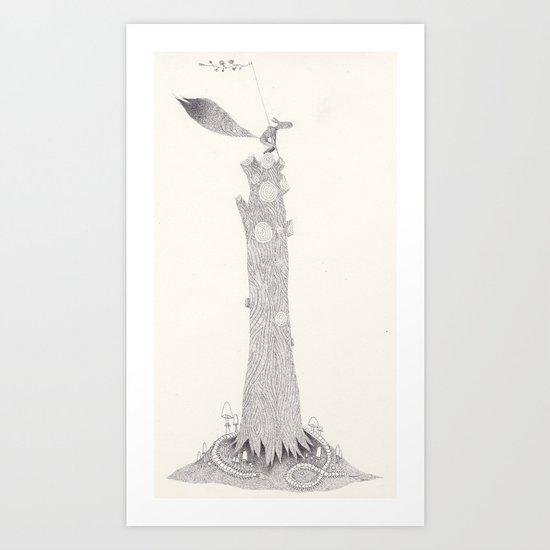Cime Art Print
