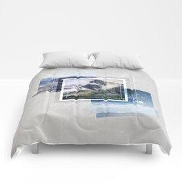 Inspiring mountain Comforters