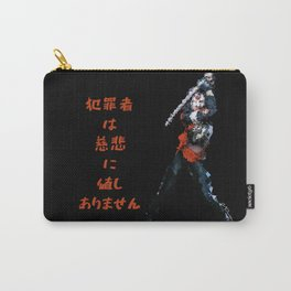Katana suicide Squad Lowpoly  Carry-All Pouch