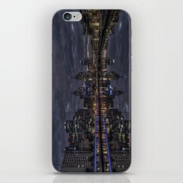 eggHDR1254 iPhone Skin