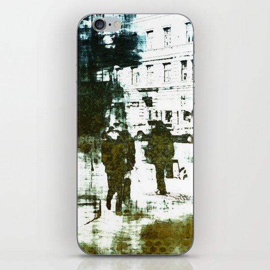 Every day life iPhone & iPod Skin