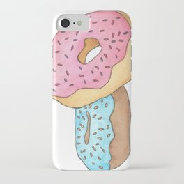 D is for Donut iPhone Case