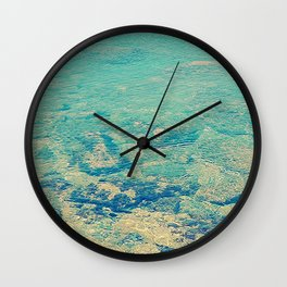 rhodes Wall Clock