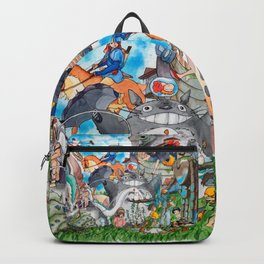 Miyazaki Tribute Backpack