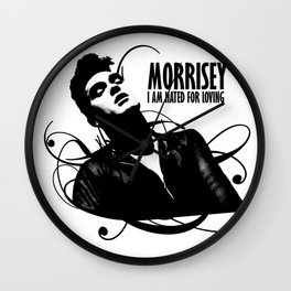 morrisey Wall Clock