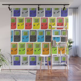 GAMEBOY COLOR 2 Wall Mural