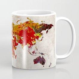 World Map 49 Coffee Mug