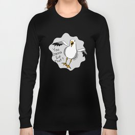 Scare Gull Long Sleeve T-shirt