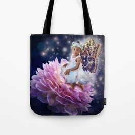 Jassy Fairy Tote Bag